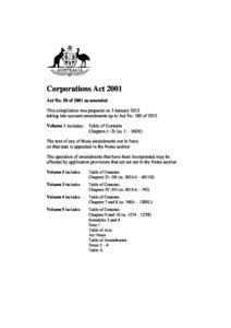 AUS_LEGISLATION_CORPORATIONS-ACT-2001_ENG-part-1