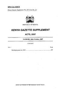 KEN_LEGISLATION_EMPLOYMENT-ACT_2007_ENG