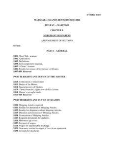 MHL_LEGISLATION_MARSHALL-ISLANDS-MERCHANT-SEAFARERS-ACT_2004_ENG