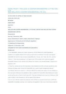 NZL_CASE_KARELTRUST-V-WALLACE_2000_ENG