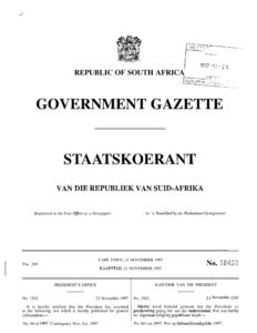 ZAF_LEGISLATION_CONTINGENCY-FEES-ACT_1997_ENG