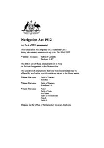 AUS_LEGISLATION_NAVIGATION-ACT-1912_ENGLISH