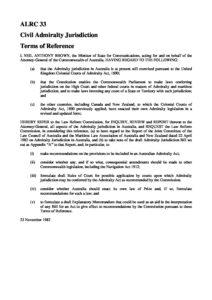 AUS_REPORT_AUS-LAW-REV-COMMISSION-33_1986_ENG