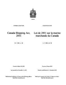 CAN_LEGISLATION_CANADA-SHIPPING-ACT_2001_ENG-FRA