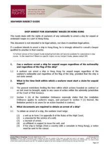 HONG-KONG.SUBJECTGUIDE.ARRESTFORSEAFARERSWAGES_2013_ENG1