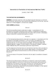 INTERNATIONAL_TREATY_CONVENTION-ON-FACILITATION-OF-INTERNATIONAL-MARITIME-TRAFFIC_1967_ENG