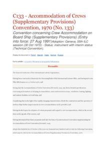 INTERNATIONAL_TREATY_ILO-CONVENTION-C133_1970_ENG