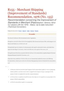 INTERNATIONAL_TREATY_ILO-REC-R155_1976_ENG