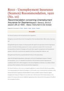 INTERNATIONAL_TREATY_ILO-RECOMMENDATION-R010_1920_ENG