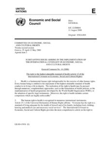 INTERNATIONAL_TREATY_UN-COMMITTEE-ECSR-GENERAL-COMMENT-No.-14_2000_ENG1
