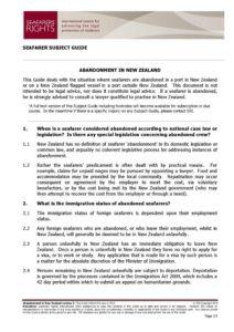 NEW-ZEALAND.SUBJECTGUIDE.ABANDONMENTOFSEAFARERS_2013_ENG
