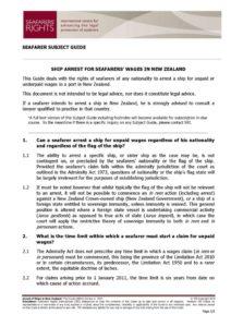 NEW-ZEALAND.SUBJECTGUIDE.ARRESTFORSEAFARERSWAGES_2013_ENG1