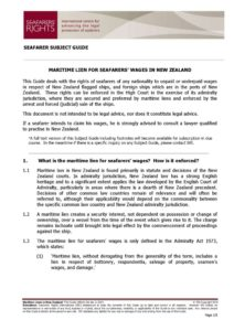 NEW-ZEALAND.SUBJECTGUIDE.MARITIMELIENSFORSEAFARERSWAGES_2013_ENG