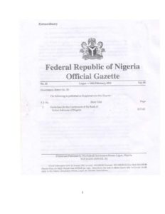 NGA_LEGISLATION_LEGAL-PRACTITIONERS-ACT-2004_2011_ENG