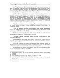 PAK_LEGISLATION_BAR-COUNCIL-RULES-PART-2_1973_ENG