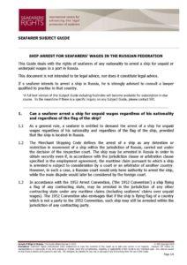 RUSSIA.SUBJECTGUIDE.ARRESTFORSEAFARERSWAGES_2013_ENG1