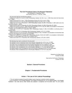RUS_LEGISLATION_CIVIL-PROCEDURE_2002_ENG
