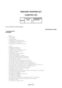 SGP_LEGISLATION_MERCHANT-SHIPPING-ACT_1996_ENG1
