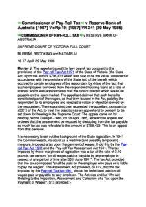 AUS_CASE_COMMSNR-OF-PAYROLL-TAX-V-RESERVE-BANK_1957_ENG