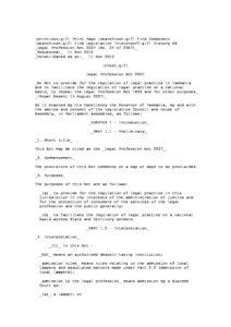 AUS_LEGISLATION_LEGAL-PROFESSION-ACT-2007-TAS_ENG