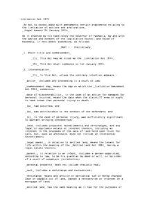 AUS_LEGISLATION_LIMITATION-ACT-TAS_1974_ENG