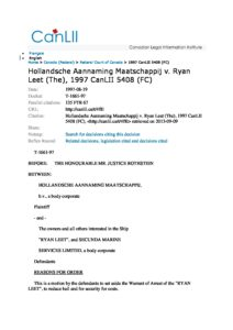 CAN_CASE_HOLLANDSCHE-AANNAMING-MAATSCHAPPIJ-V-RYAN-LEET-THE_1997_ENG