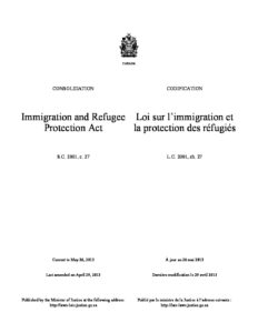 CAN_LEGISLATION_IMMIGRATION-AND-REFUGEE-PROTECTION-ACT_2001_ENG-FRA