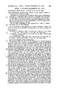 GBR_CASE-LAW_HOOK-V-STEAMSHIP_1953_ENG